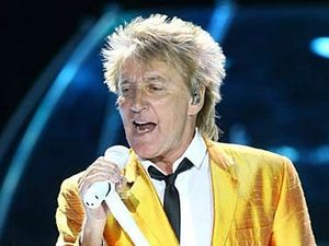 Rod Stewart receives knighthood