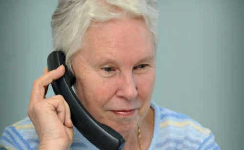 Jeanette Breen is warning Gympie residents about the latest phone scam to circulate.