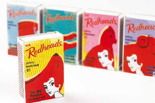 Redheads' new release of Australia's Big Things.