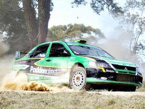 Paddon preparing to be part of Coffs' WRC round