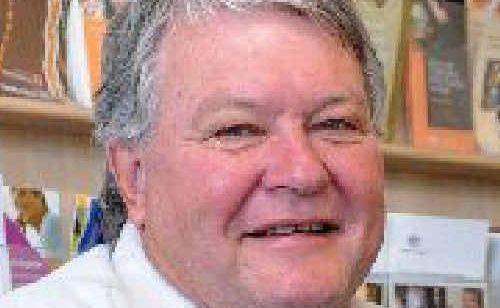 Ken O'Dowd has attended his first parliamentary sitting in Canberra.