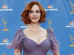 Christina Hendricks' phone hacked