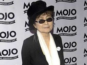 Yoko Ono wanted to continue John Lennon's freedom fight