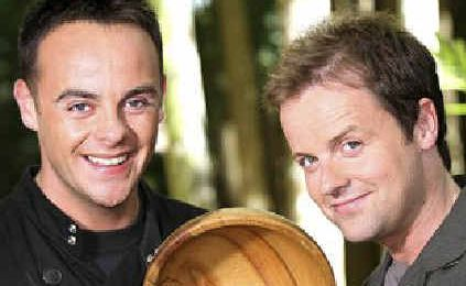 Back soon: I'm A Celebrity hosts Ant and Dec are coming back to the Tweed next month.