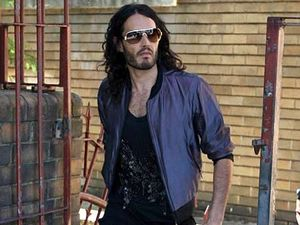 Russell Brand takes his Messiah Complex to the Middle East