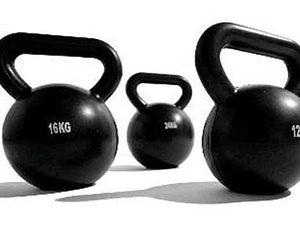 Kettlebells make fitness fast
