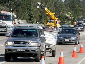 Carpool lanes axed on Gold Coast route to free up traffic