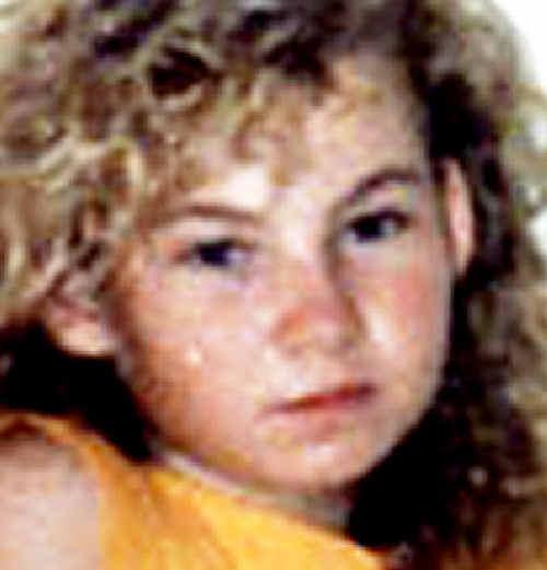 Murdered Goodna schoolgirl Leanne Holland.