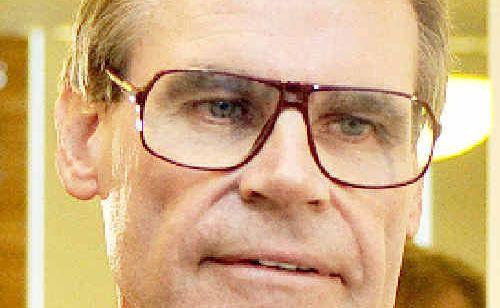 Former Defence Minister Senator John Faulkner.