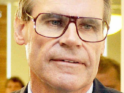 Senator John Faulkner.