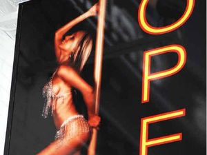 Strip club protesting MP voted to extend adult permits