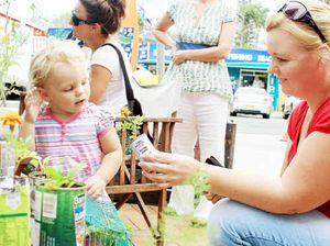 Edible Gardening Club kicks off community hub