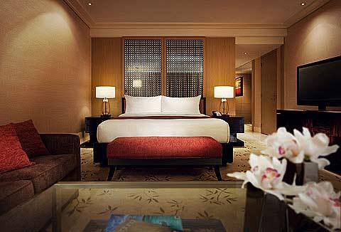 Singapore's Marina Bay Sands hotel