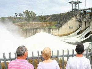 Releases likely at dams in south-east Queensland