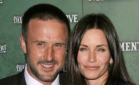 David Arquette and Courteney Cox called it quits in October. They were married for 11 years.