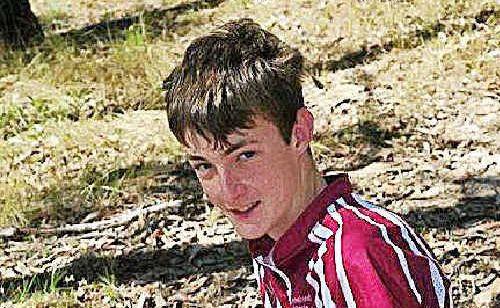Maryborough's Trent Blinco starred for Queensland in the Australian Schools Orienteering Championships.