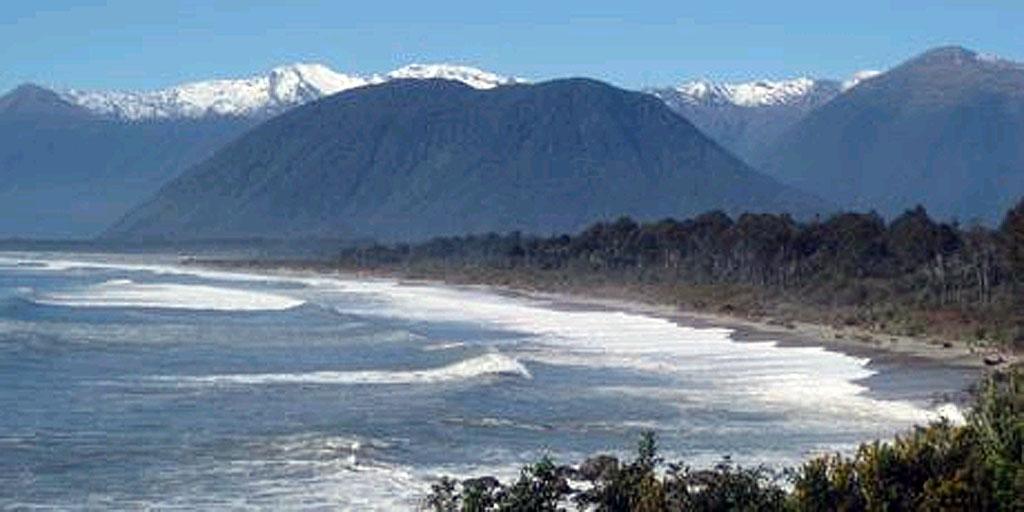 Jackson Bay, New Zealand.
