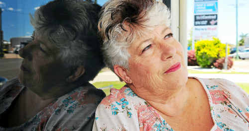 Toni Dunshea reflects on her life as a carer.