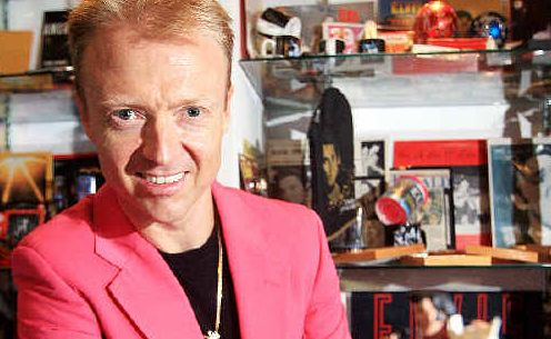 Rusty Roberts is hoping to get his Elvis collection back on the road.
