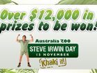Steve Irwin Day 2010 competition