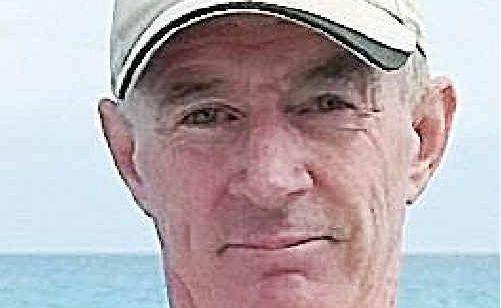 Solo Coffs Harbour sailor Robert O'Brien.