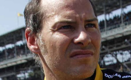 Serious superstar: Jacques Villeneuve, of Canada, is keen on Supercars.