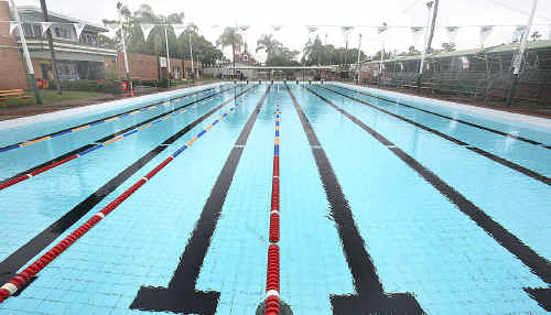 Local firms are upset with the council's decision to award an out-of-town company the contract to redevelop the Maryborough Aquatic Centre.