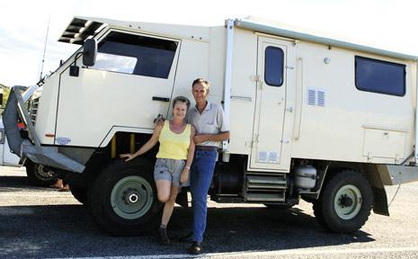 Lynn and Yvonne Fraser will be rolling through Gatton next week.