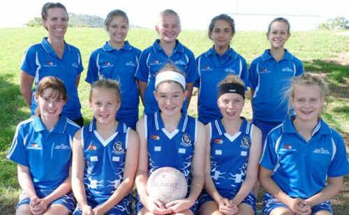 Central Queensland champs Frenchville Flames are off to Brisbane this weekend.