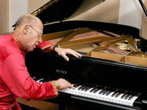 Helfgott to play gallery and raise funds for Olley centre