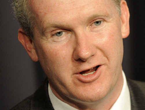Environment Minister Tony Burke