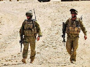 Afghan national faces trial for murder of Aussie soldiers