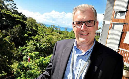 Planner Tony Charters convened the Asia Pacific ecotourism conference held in Noosa.