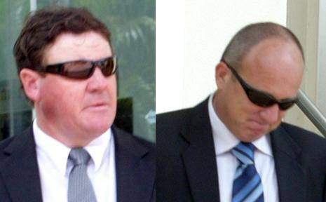 Graham Richards and Paul Dalton.