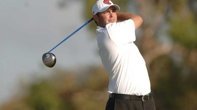 Local golfer Steven Bowditch has returned to the Coast, in form and ready for the Australian PGA Championship.