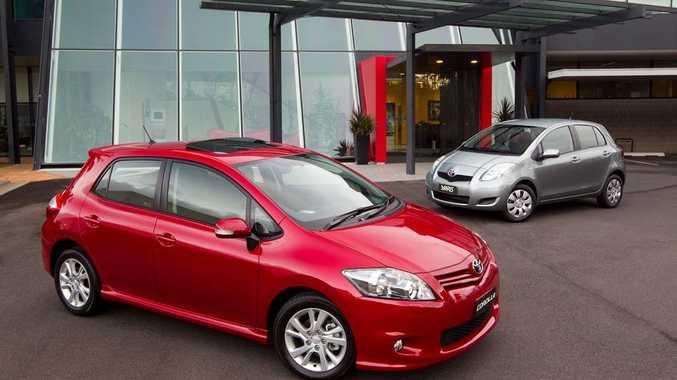 Toyota Corolla & Yaris.