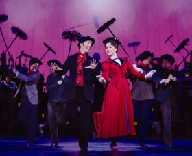The Mary Poppins Festival is back.