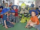 It's never too early to start teaching children about fire risks and safety.