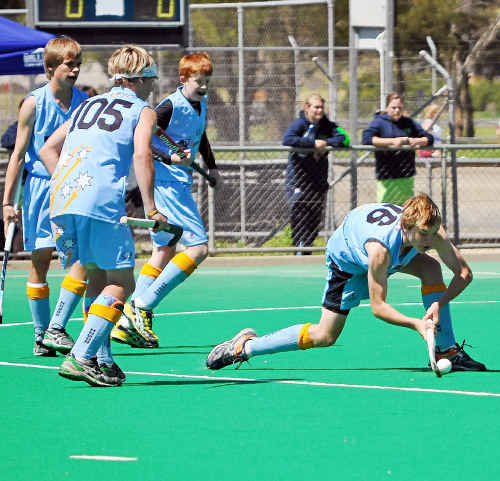 Under-16s NSW Bushrangers representative Aidan Neaves has returned from a successful Australia Wide Level 2 Tournament at Bathurst.