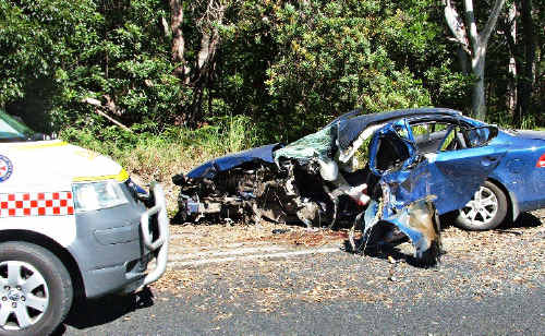 Fatal Car Accident Brisbane