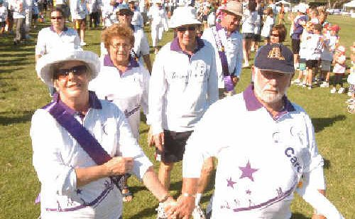 Ballina's Relay for Life raises funds to fight cancer.