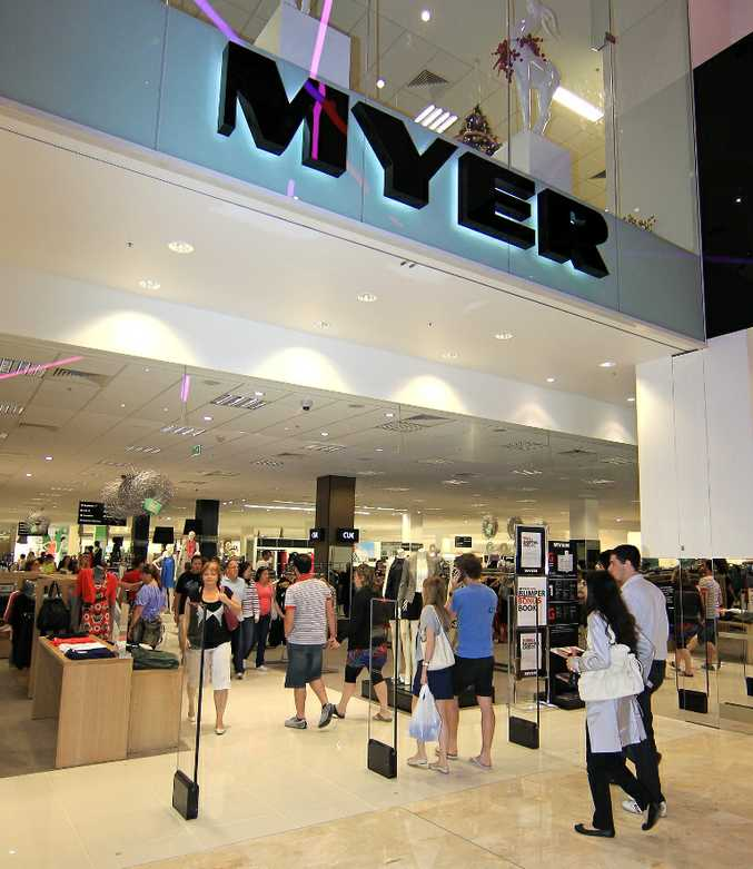 Myer customers are threatening to boycott the store after the CEO's comments on NDIS.
