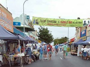 Maryborough Markets to celebrate major milestone