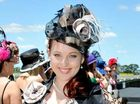A stunning Candice Mann took out Fashions of the Field at Clifford Park yesterday.