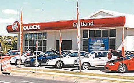Eastland Holden at Macksville.