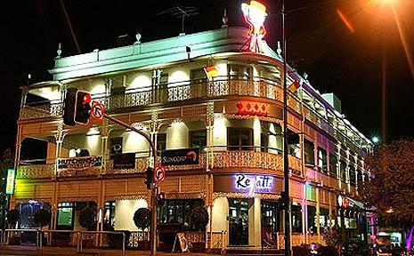 The Regatta, Brisbane.