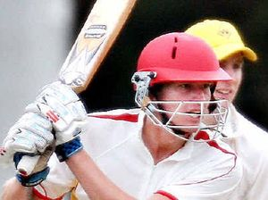 Steve Brady ready to hit Gold batting record of 184 not out