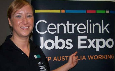 Jobs on tap: The Jobs and Skills Expo aims to keep Australia working.