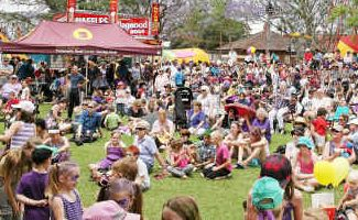 An inaugural event will help get this year's Jacaranda Festival off to a great start.