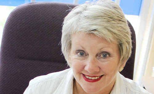 Councillor candidate Yve Stocks has praised CEO David Keenan